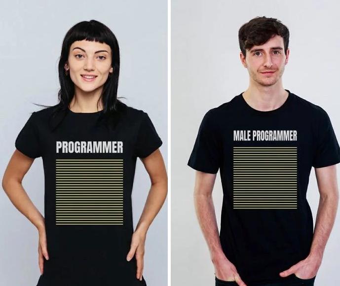 camisetas sátiras machismo 11