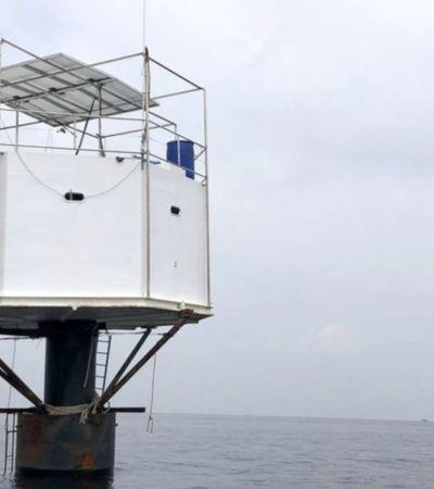 Casal pode ser condenado à morte por construir uma casa no mar