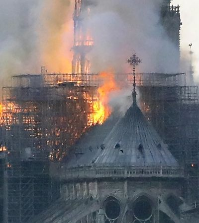 Tudo o que sabemos sobre o incêndio na catedral de Notre Dame, em Paris
