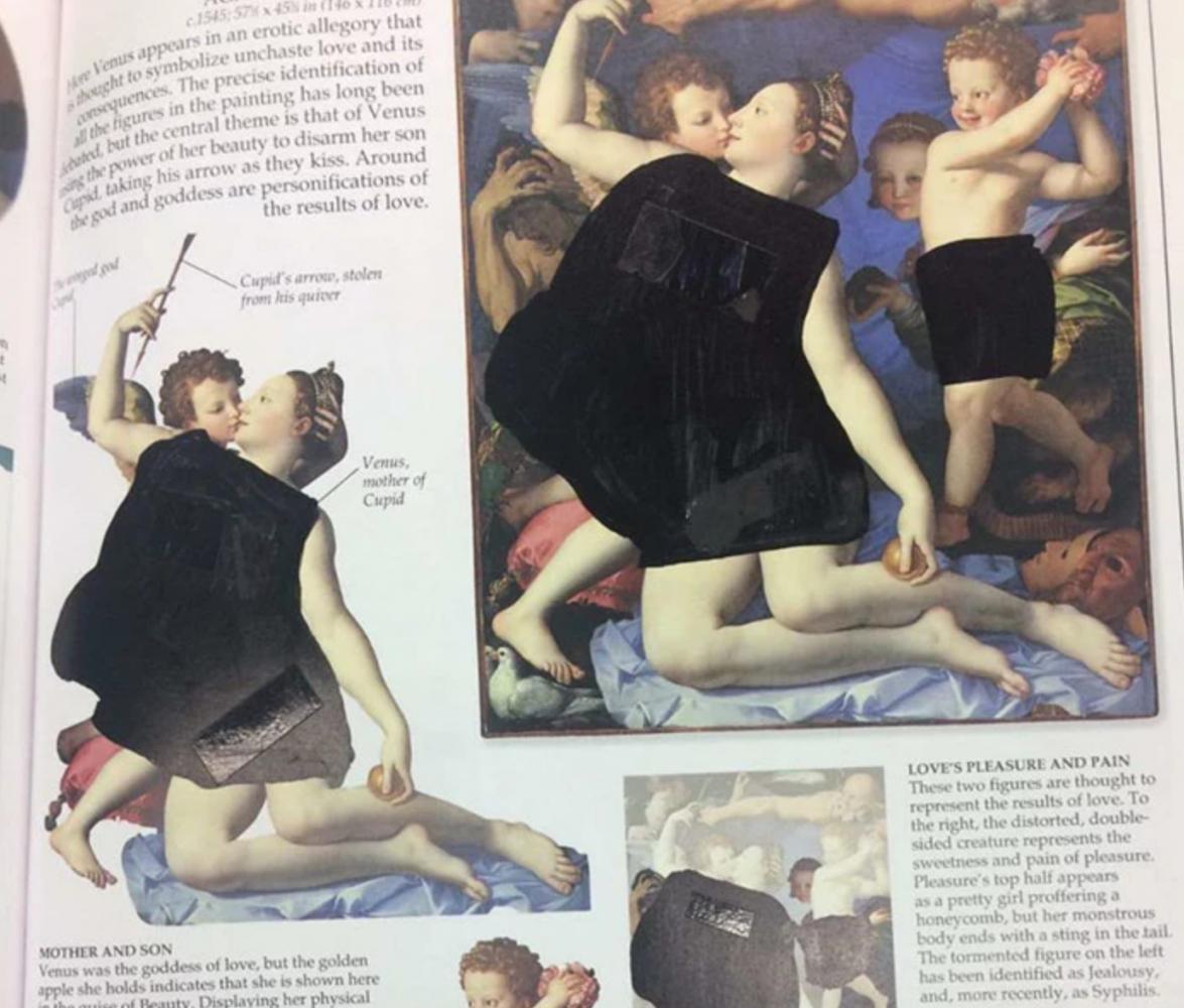 colégio cristão censura livro 2