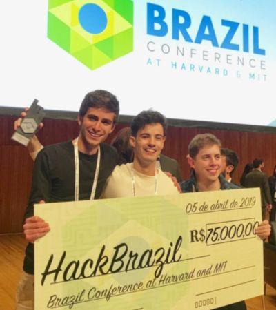Alunos da USP são premiados no MIT por software que prevê risco de doenças