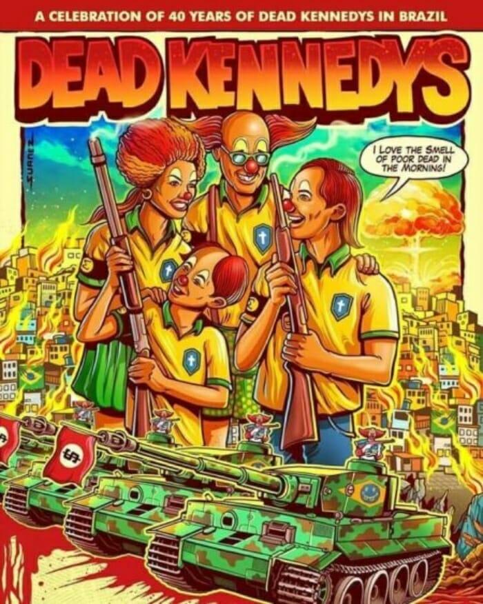 flyer dead kennedys 12