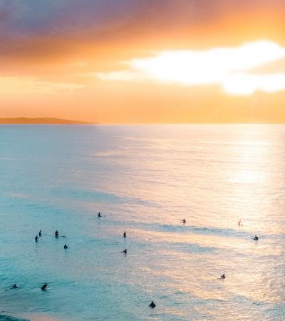 Saudade do verão? Mergulhe nas fotografias refrescantes de John Dean