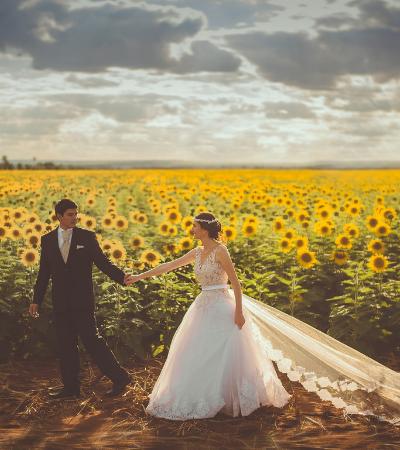 Fotógrafos de casamento dizem como podem prever a separação de um casal