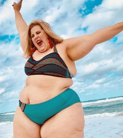Sob críticas de apologia à obesidade, Gillette diz que representa mulheres de todas as formas
