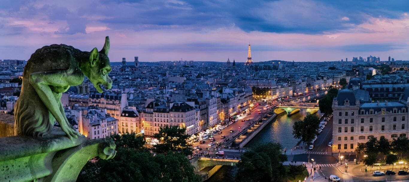 impressão 3d Notre Dame 3