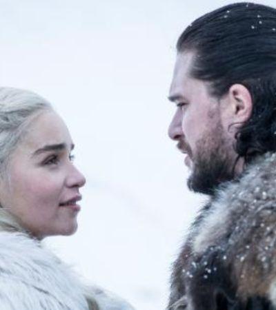 Thread explica de forma clara por que público não engole o casal Jon Snow e Daenerys