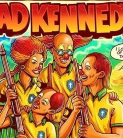 Após polêmica, Dead Kennedys diz não ter autorizado cartaz que viralizou