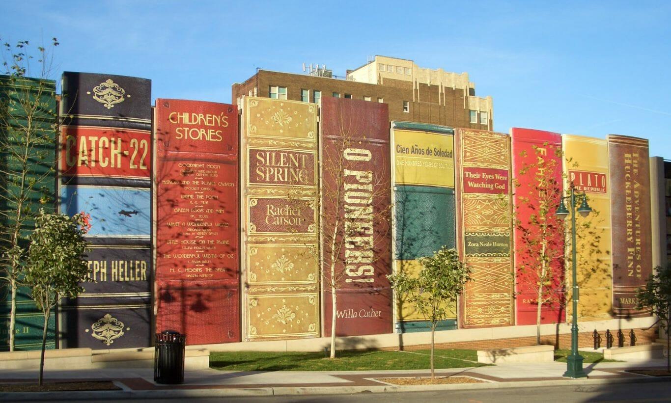 livros gigantes biblioteca 1