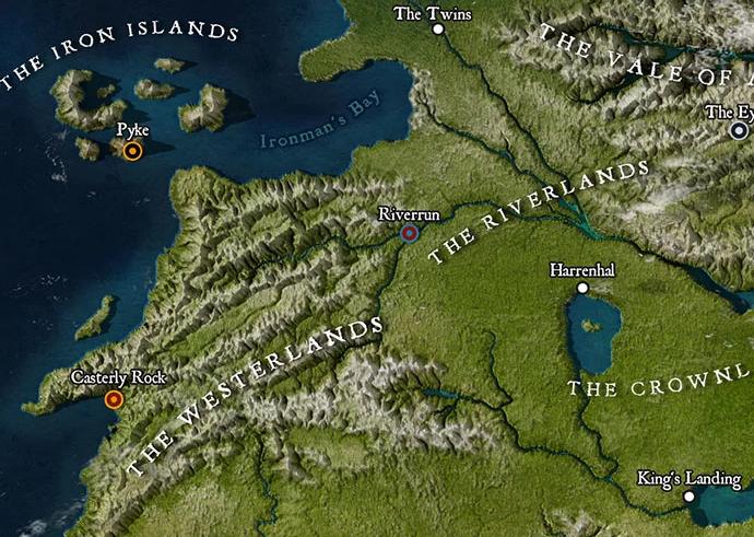 mapa westeros google maps 2