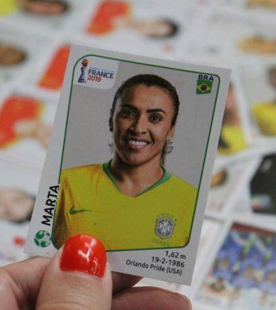 Panini lança álbum de figurinhas da Copa do Mundo feminina