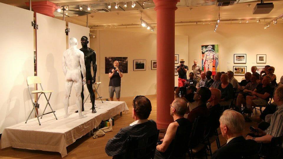 Museu de arte LGBT Leslie-Lohman, em Nova York - Foto: Divulgação