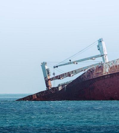 Ferry boat será afundado para incrementar turismo de mergulho e gera debate ambiental na Bahia