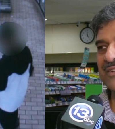 No lugar de chamar a polícia, dono de loja oferece comida a jovem que furtou sanduíches