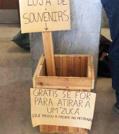 Xenofobia: Brasileiros, os 'zucas', são ameaçados com pedras na Universidade de Lisboa