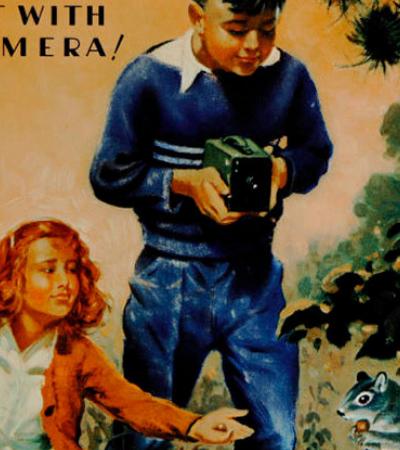 Pôsteres da década de 1930 que promovem o amor pelos animais