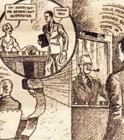 Quadrinhos registraram ideias futuristas dos anos 1930 que hoje já são realidade