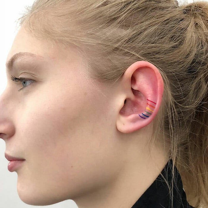 tatuagem de orelha 2