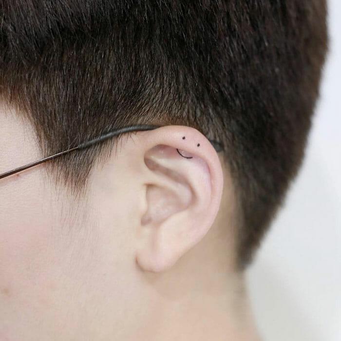tatuagem de orelha 5