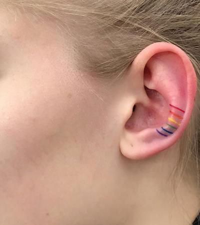 15 tattoos de orelha super estilosas para se inspirar e pirar