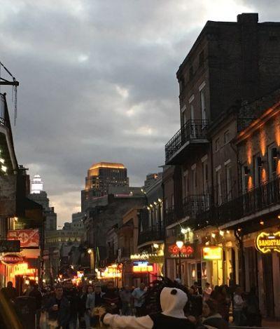 Estados Unidos raiz: alma musical e boa comida revivem New Orleans