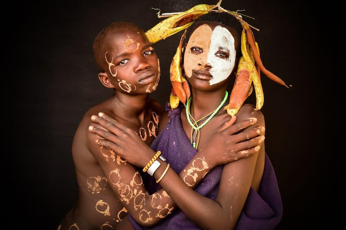 tribo suri etiópia 2