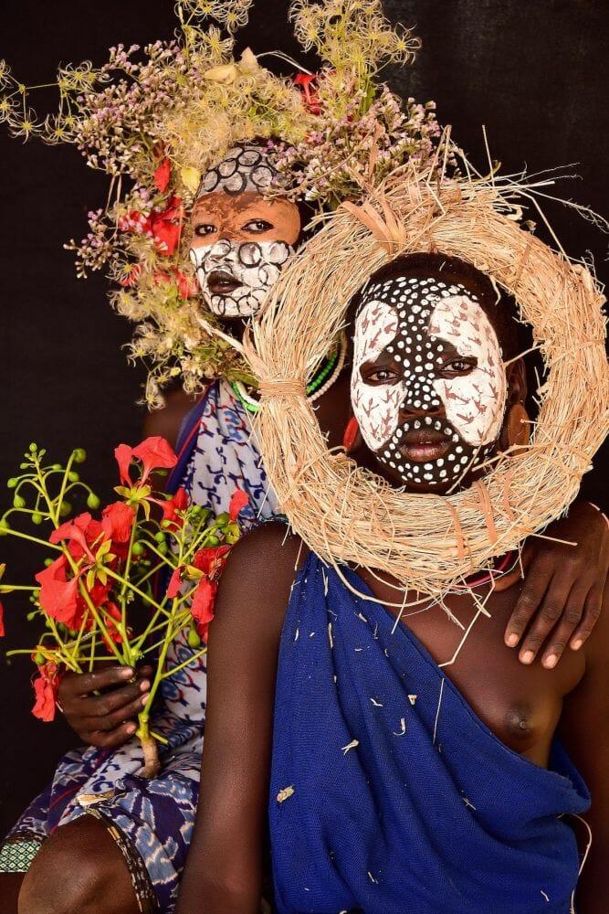 tribo suri etiópia 4