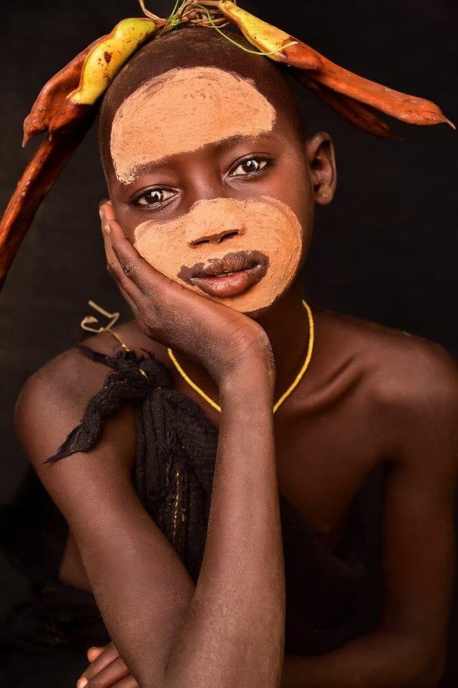 tribo suri etiópia 6