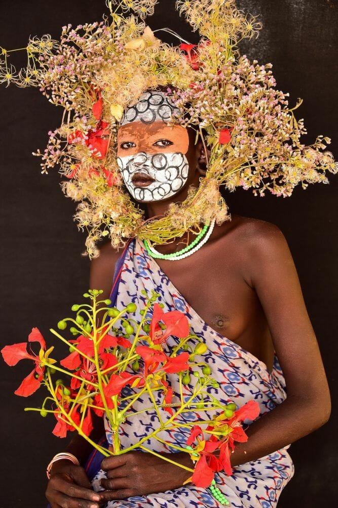 tribo suri etiópia 8