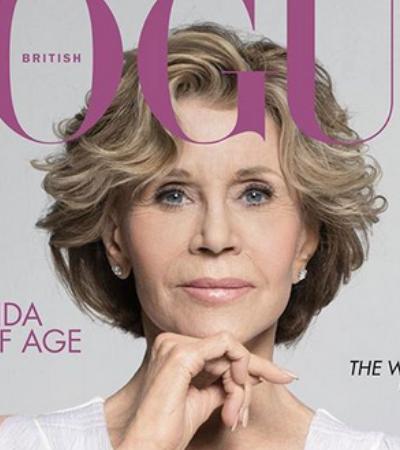 Revista celebra envelhecimento, mas vem repleta de anúncios de anti rugas