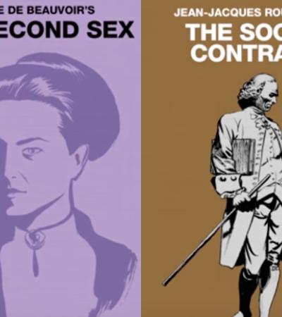 136 curtas de animação para aprender tudo sobre filosofia, sociologia e política