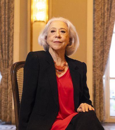 Fernanda Montenegro, a matriarca da dramaturgia brasileira, diz: 'Não sei porque o Brasil caminhou para o nada'