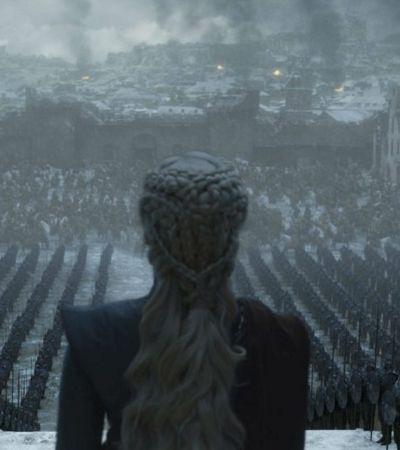 Emilia Clarke estudou discursos de Hitler e outros ditadores para 'Game Of Thrones'