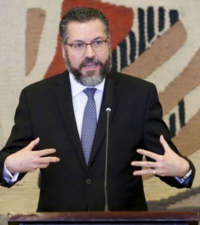 Para ministro de Bolsonaro, aumento da temperatura é culpa do asfalto quente