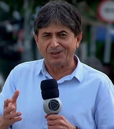 Repórter Gérson de Souza é afastado da Record após denúncias de assédio sexual