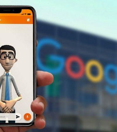 É do Brasil! Aplicativo que traduz português para libras ganha prêmio do Google