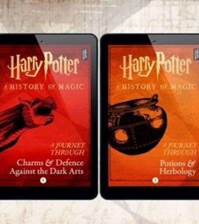 É oficial: 4 novos livros do universo 'Harry Potter' serão lançados em 2019