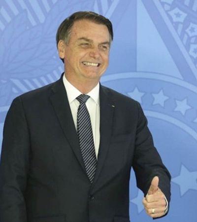 Bolsonaro admite não estar preparado para ser presidente