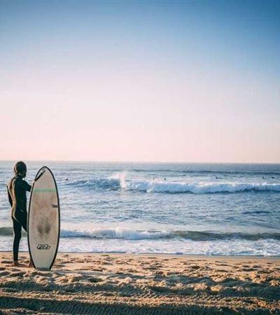 Desafio de limpeza de praias leva vencedor para Mundial de Surfe na África do Sul