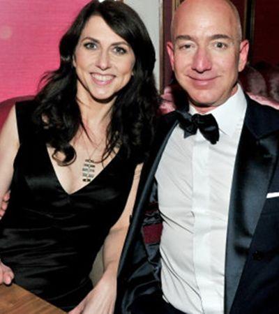 MacKenzie Bezos, ex de fundador da Amazon, doa metade de sua fortuna à caridade