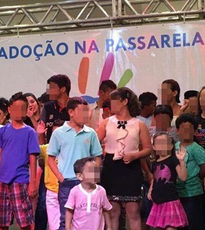 Criticada, OAB cita 'embasamento jurídico' em desfile de crianças para adoção
