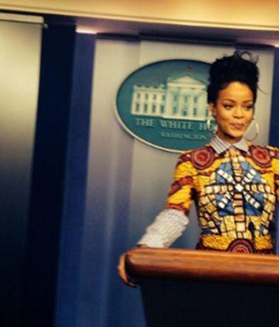 Rihanna expõe autores de lei anti-aborto nos EUA, 'idiotas decidindo futuro de mulheres'