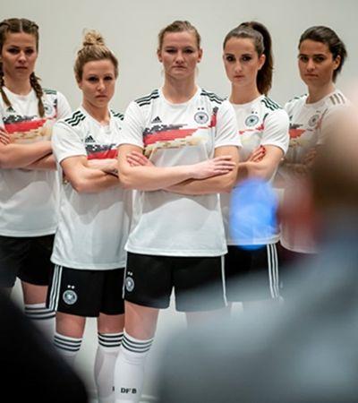 'Jogamos por uma nação que nem sabe nossos nomes': a revolta da seleção feminina alemã