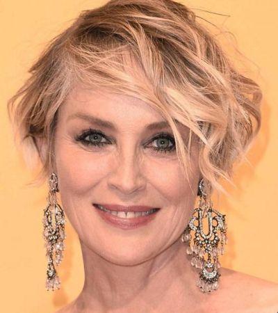 Sharon Stone fala sobre assédio no cinema: 'Diretor queria que sentasse em seu colo'