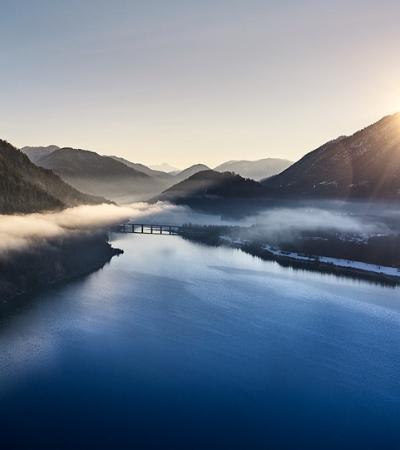 Mergulhe nos Alpes Bávaros com esta série de fotos incrível