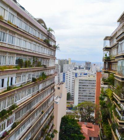 Demos um rolê entre as pérolas da arquitetura modernista de Higienópolis