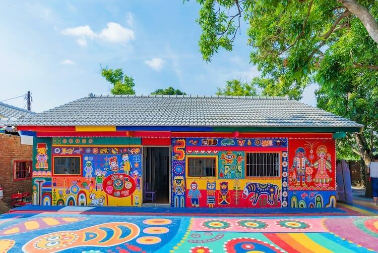 avô vila colorida 1