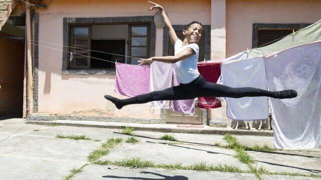 bailarino de taquara 1