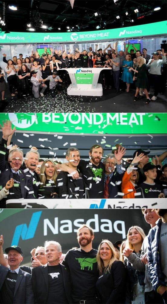 bolsa de valores beyond meat 1