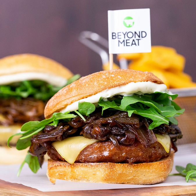 bolsa de valores beyond meat 2